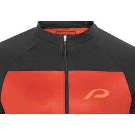 Protective Turin SS Half-Zip Jersey Herr flame